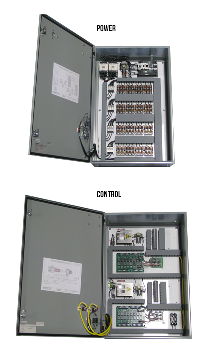 Permanent Installation Chain Hoist Controller