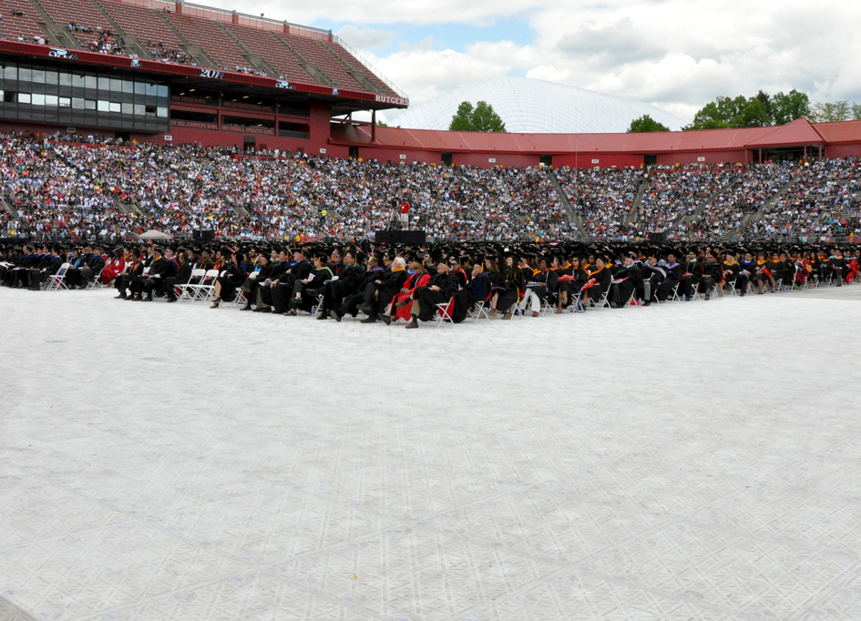 New Brunswick, NJ / Rutgers University Commencement