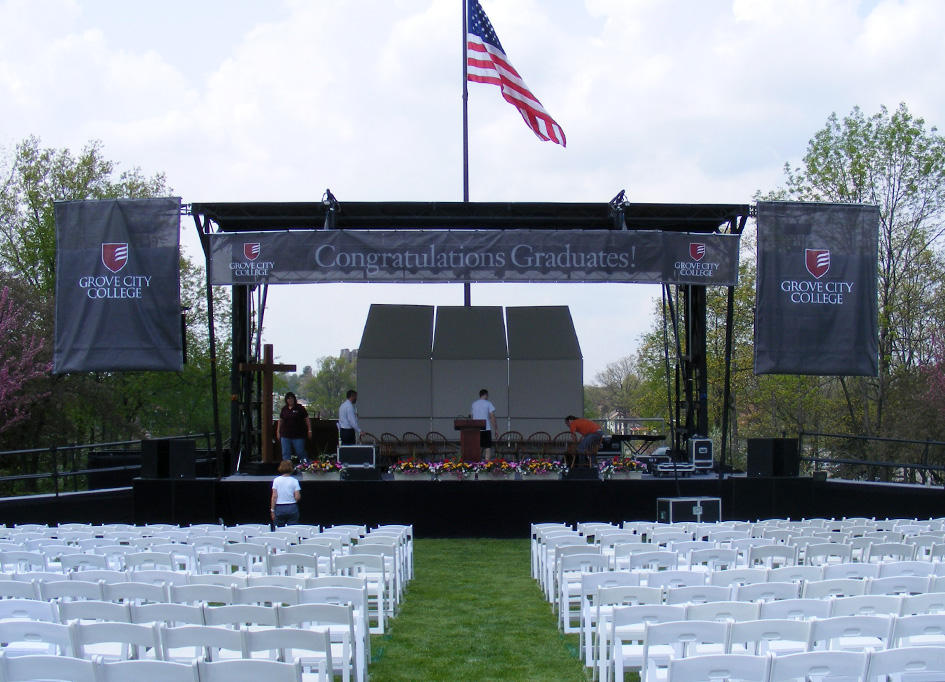 Grove City College Commencement / SL-250