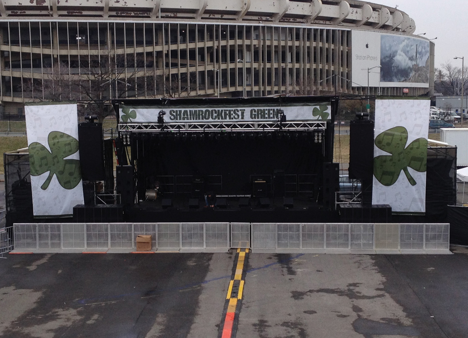 Washington, DC / Shamrockfest