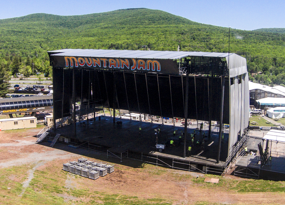 Hunter, NY / Mountain Jam