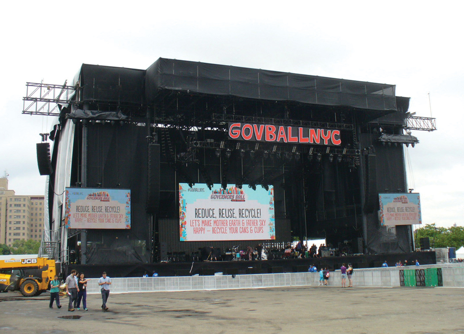 Randall's Island, NY / Governor's Ball