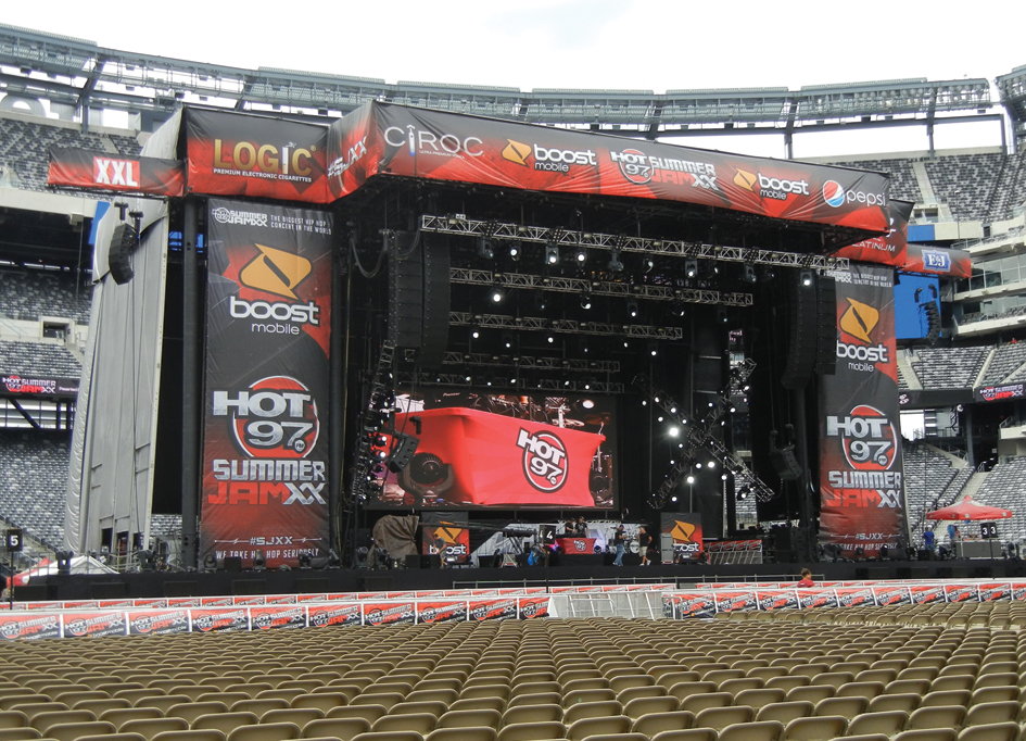 East Rutherford, NJ / Hot 97