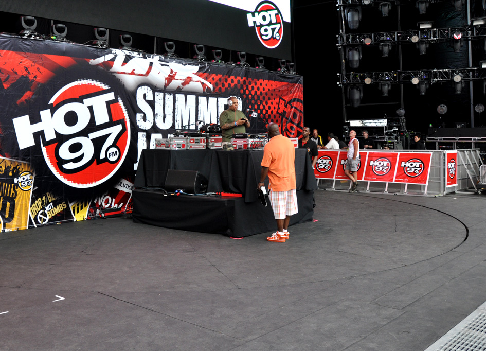 East Rutherford, NJ / Hot 97 Summer Jam