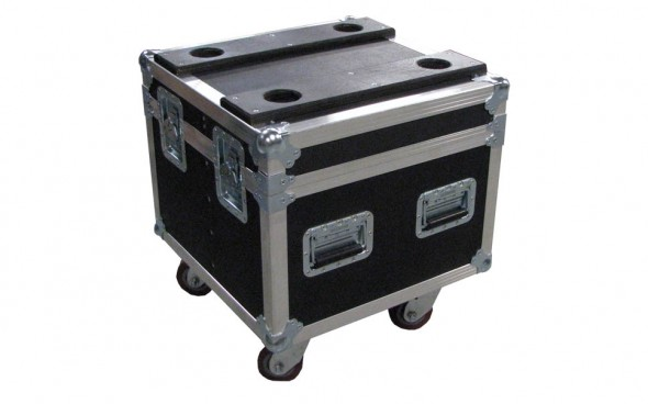 Flight cases protect your motors in transit and help you stay organized