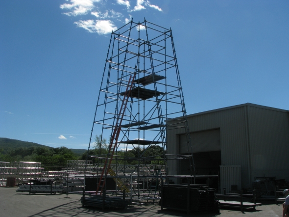 R&D for the Motorola Tower at our location in PA