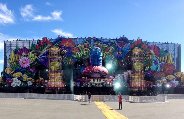 Main Stage at Beyond Wonderland