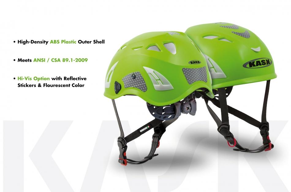 KASK Hi-Vis Super Plasma Helmets
