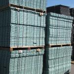 Terraflor groundcover storage