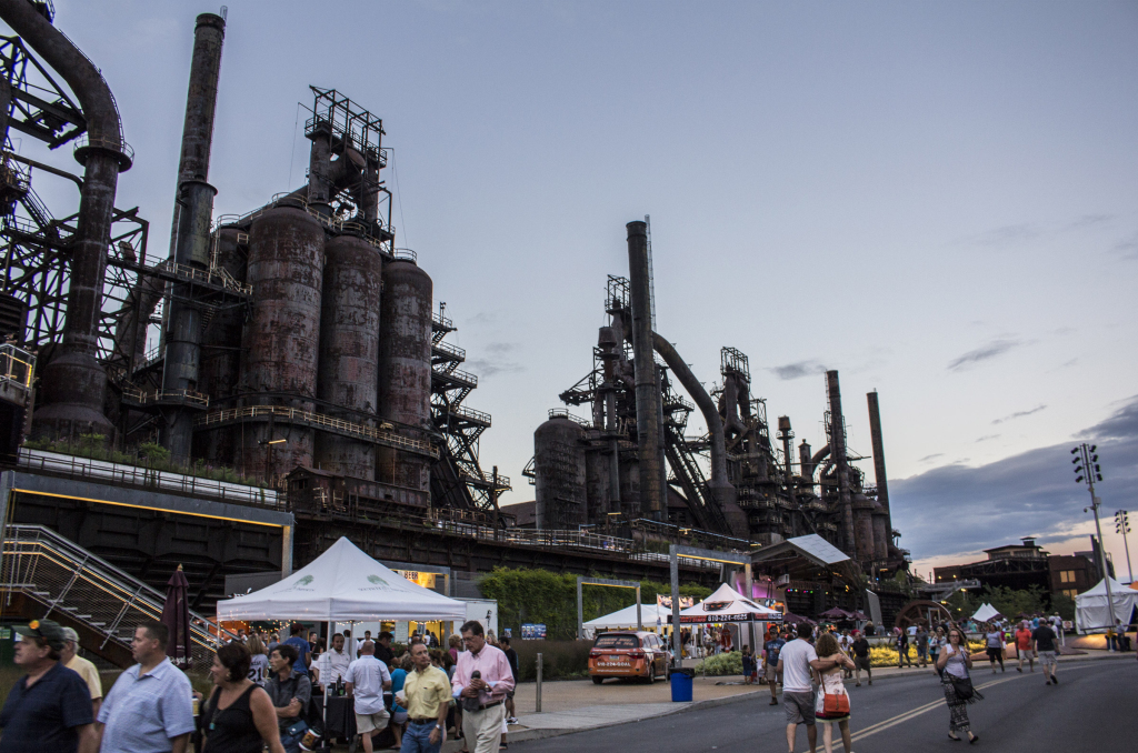 Musikfest's South Side