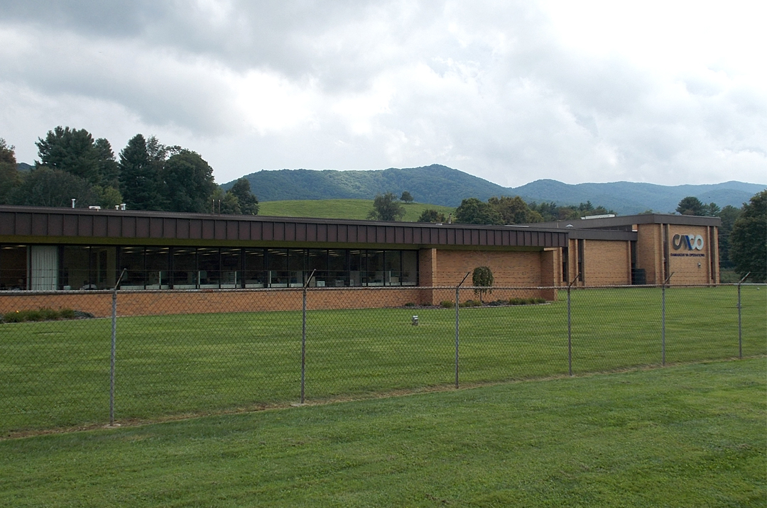 Outside CM's Virginia facility, located in Damascus, VA