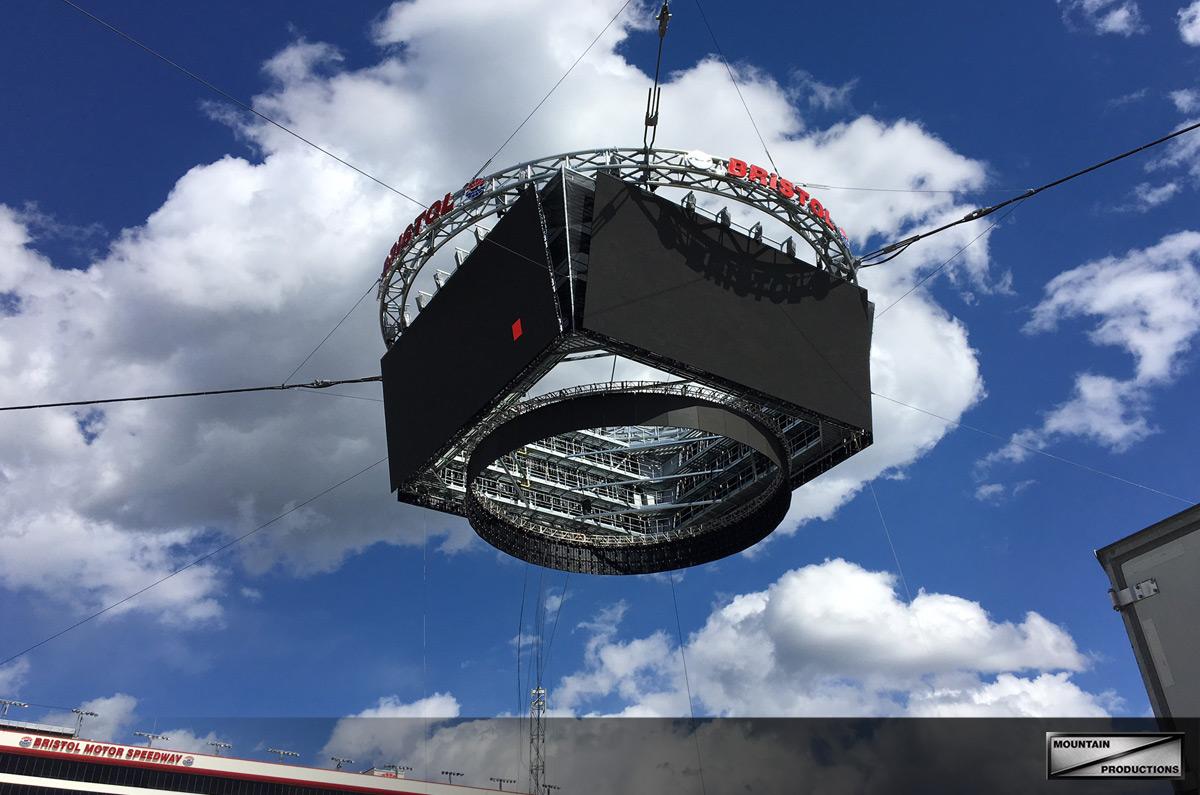 [EVENT RECAP + VIDEOS] Colossus TV at Bristol Motor Speedway