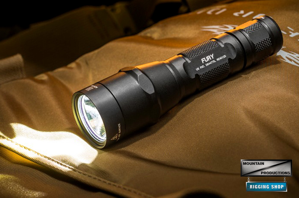 SureFire's P2X Fury® flashlight