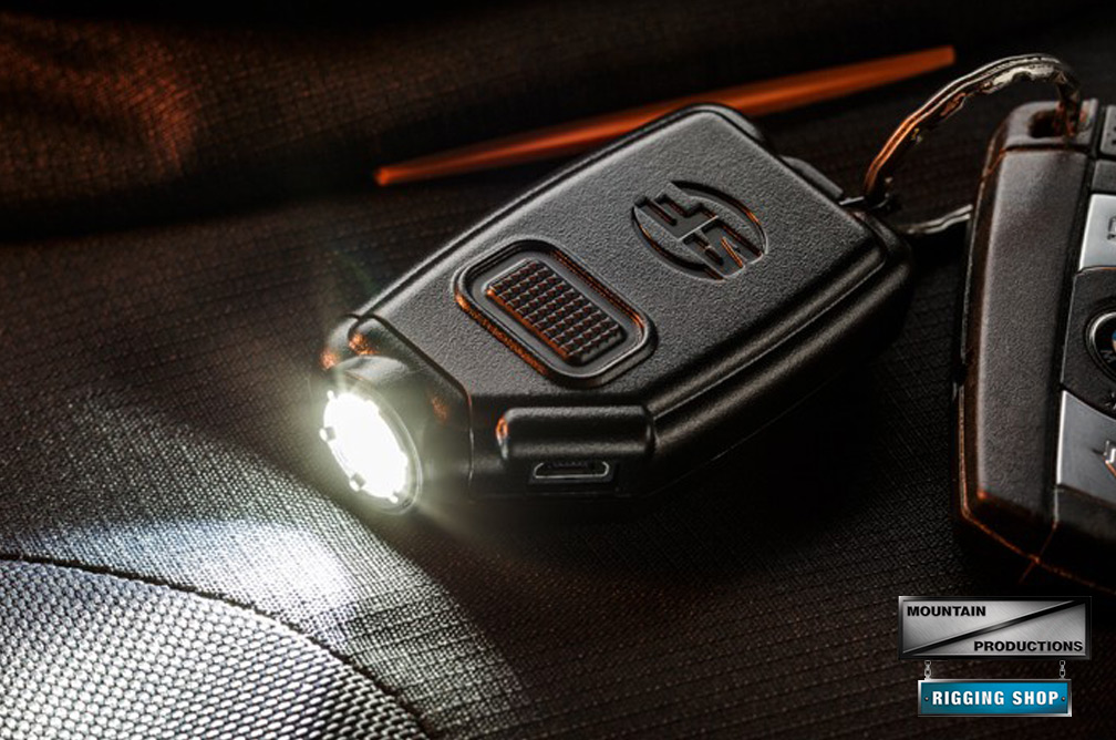 The Sidekick™ is ultra-compact and provides 300 lumens max of bright light