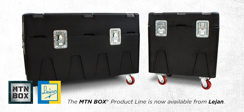 The MTN BOX® Product Line is now available from Lejan