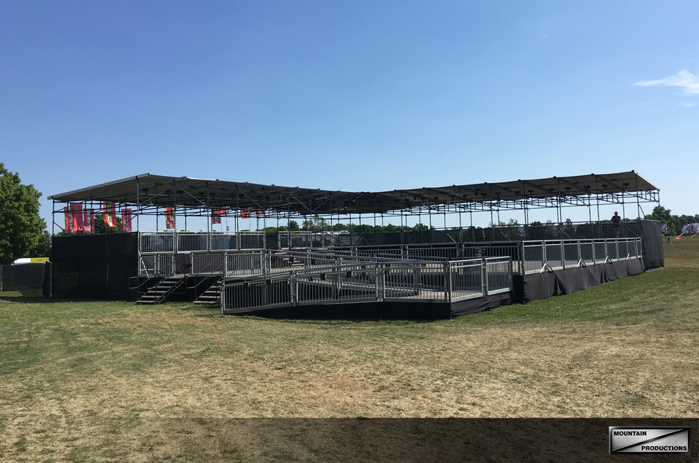 Mountain Productions VIP Platform - WayHome Music & Arts