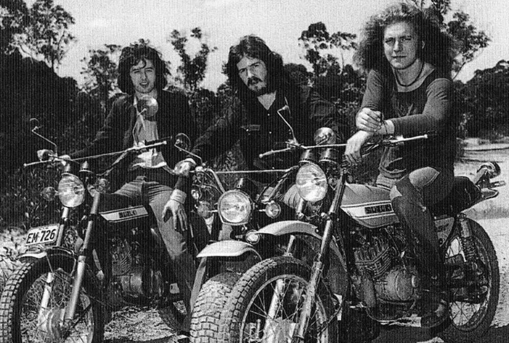 Rockers & Riders: How Motorcycle Culture Fused with Rock and Roll