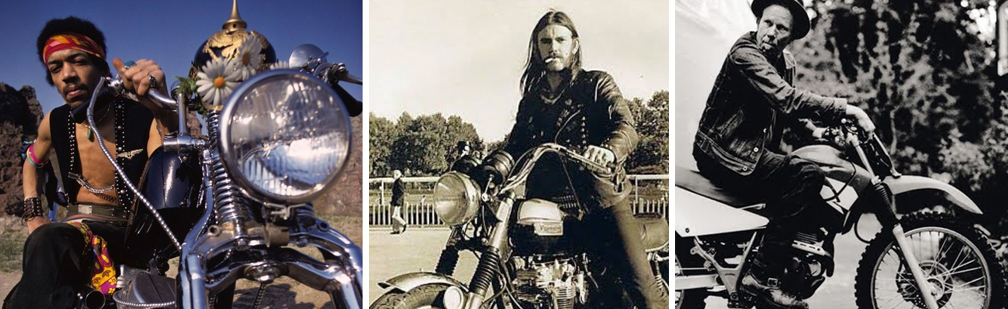 Rockers & Riders: How Motorcycle Culture Fused with Rock and